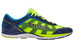 Salming M's Distance 3 Shoes Navy/Safety Yellow